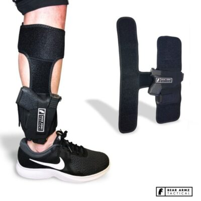 Ankle Holster – Bear Armz Concealed Carry – Velcro Retention